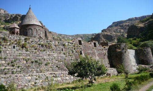 Zdjęcie ARMENIA / Gerhard / klasztor  / klasztor