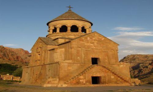 Zdjęcie ARMENIA /  Noravank / klasztor / Klasztor Norawank