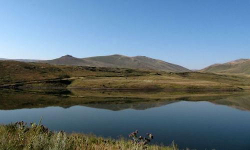Zdjecie ARMENIA /  Jezioro Artsvanik / pd Armenia / Konkurs
