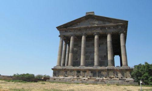 Zdjęcie ARMENIA / Garni / Dawne miasto / Świątynia