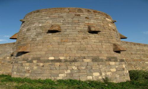 Zdjecie ARMENIA / pd Armenia / Klasztor w Tatewie / Klasztorny bastion