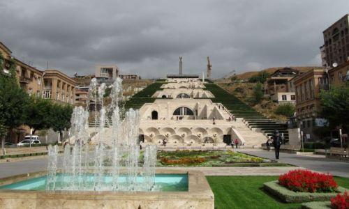 Zdjęcie ARMENIA / Erewań / Kaskada / Kaskada