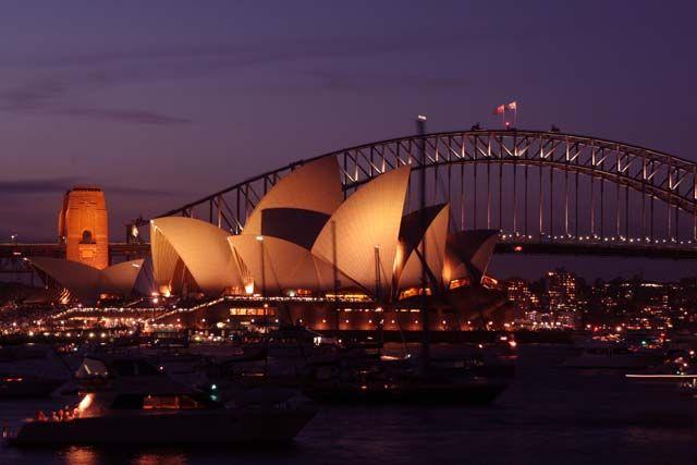 Zdj�cia: Sydney, Nowa Po�udniowa Walia, Klasyka Sydney, AUSTRALIA