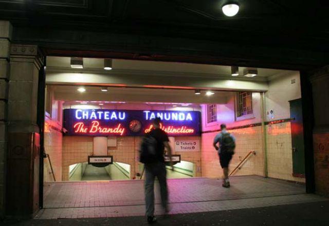Zdjęcia: Sydney, Nowa Południowa Walia, Stacja St. James, AUSTRALIA