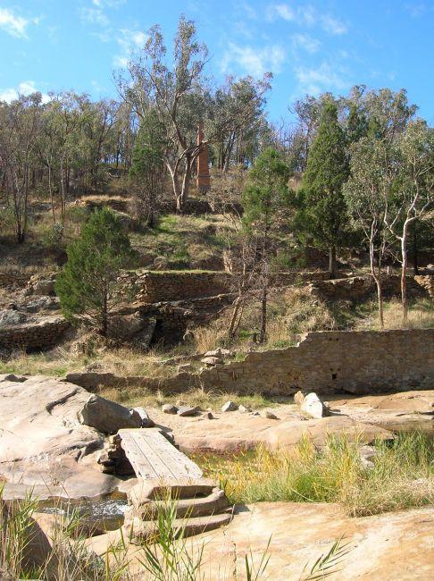 Zdjęcia: Adalong, NSW, zabytkowa kopalnia zlota, AUSTRALIA