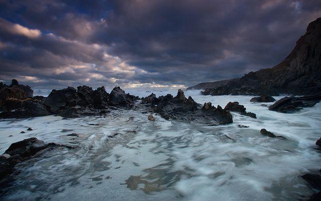 Zdjęcia: Florieu Peninsula, Poludniowa Australia, ponury swit, AUSTRALIA