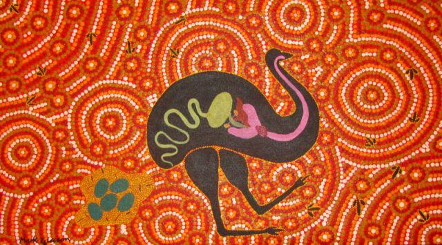 Zdjęcia: muzeum, Kalgoorlie, Sztuka aborygeńska, AUSTRALIA