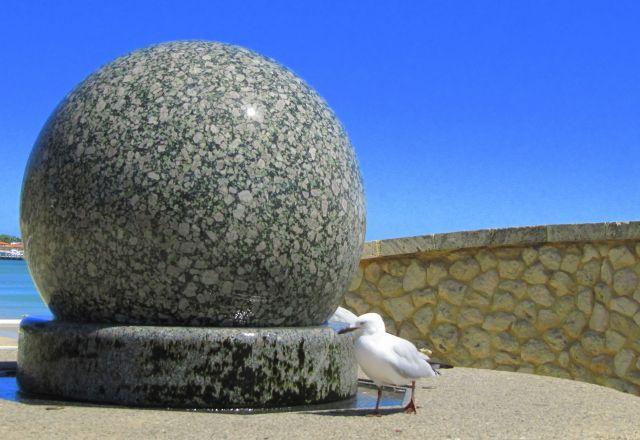 Zdjęcia: Busselton, WA, fontanna, AUSTRALIA