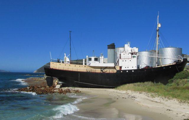 Zdjęcia: stacja wielorybnicza, Albany, statek wielorybniczy, AUSTRALIA