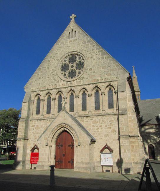 Zdjęcia: Fremantle, WA, kościół we Fremantle, AUSTRALIA