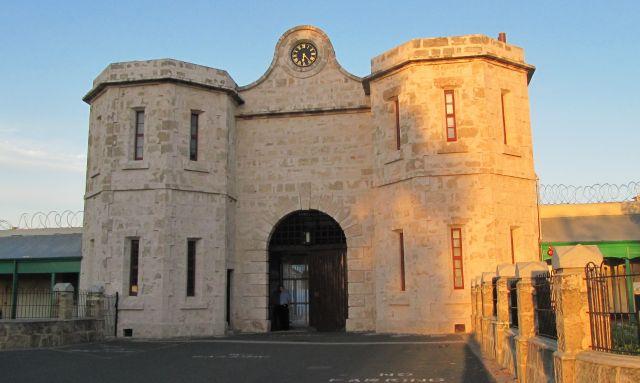 Zdjęcia: Fremantle, WA, Więzienie, AUSTRALIA