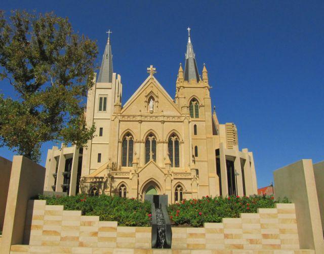 Zdjęcia: śródmieście, Perth, Katedra, AUSTRALIA