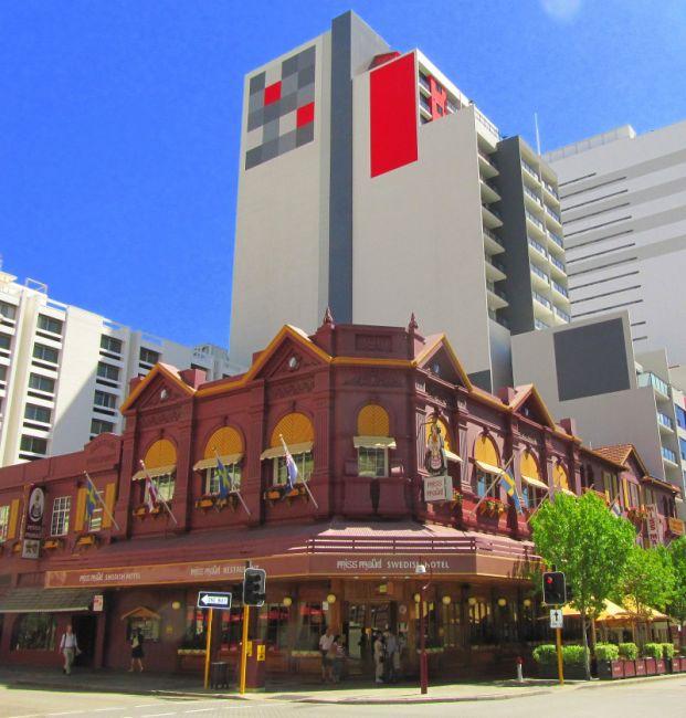Zdjęcia: śródmieście, Perth, centrum miasta, AUSTRALIA