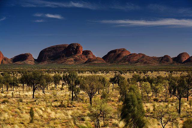 Zdjęcia: Mt Olgas, Northern Territory, Katatjuta, AUSTRALIA
