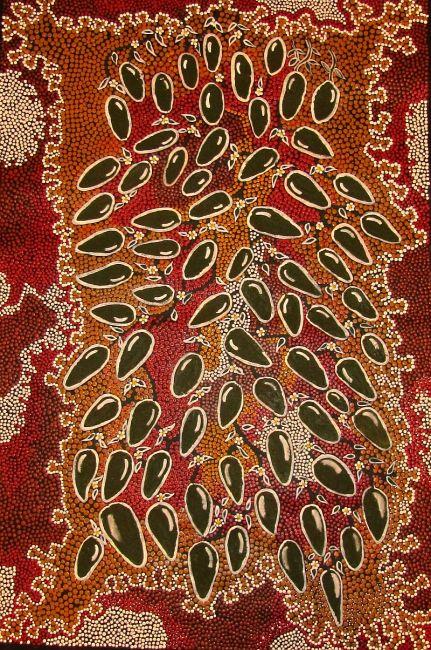 Zdjęcia: muzeum, Kalgoorlie, sztuka aborygeńska 5, AUSTRALIA