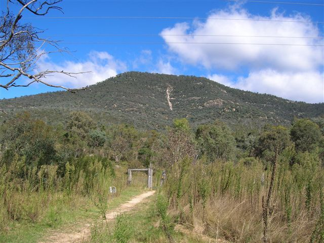 Zdjęcia: Australian Alps, Wsch. Australia, Betonowa sciezka w gorach, AUSTRALIA
