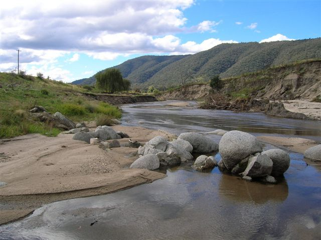 Zdjęcia: Namadgi Nat. Park, Wsch. Australia, Nass River, AUSTRALIA