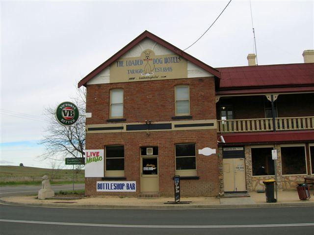 Zdjęcia: Terriga, NSW, Zabytkowy Hotel Psa, AUSTRALIA