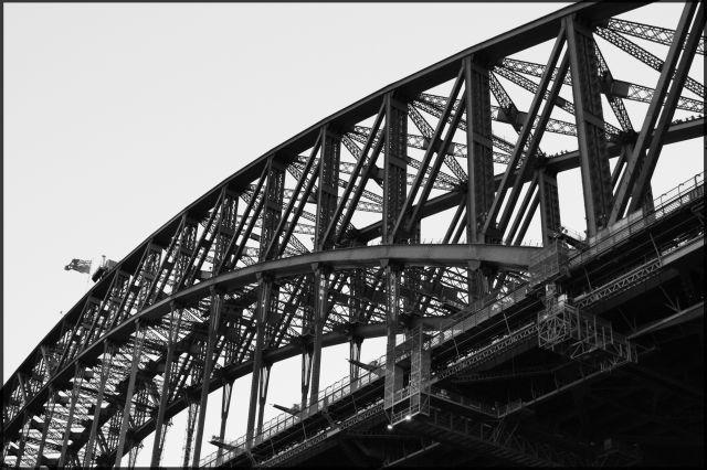 Zdjęcia: Sydney, Nowa Południowa Walia, Sydney Bridge, AUSTRALIA