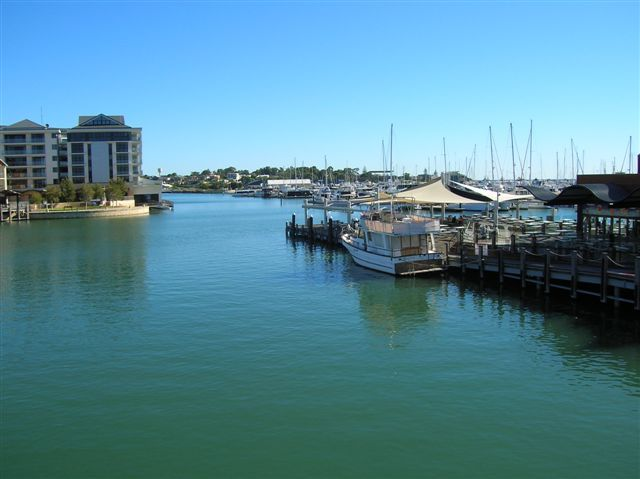 Zdjęcia: Mandurah marina, Zach.Australia, Mandurah-playground for the rich.., AUSTRALIA