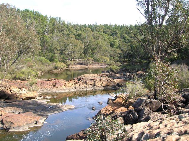 Zdjęcia: Dewllingup, Zach,Australia, Murray River, AUSTRALIA