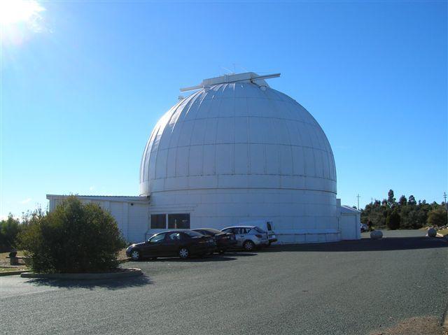 Zdjęcia: MT Stromlo, ACT, Obserwatorium astronomiczne w Canberze, AUSTRALIA