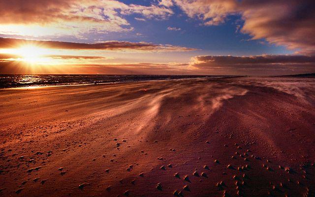 Zdjęcie:na plazy , australia , south australia , semaphore beach