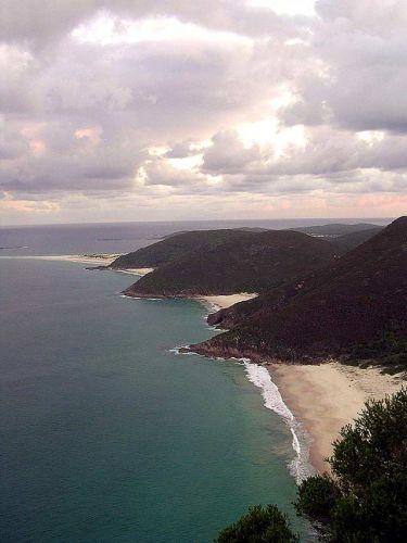 Zdj�cia: Nelson Bey, Pla�a, AUSTRALIA