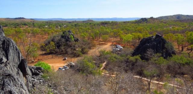 Zdjęcia: Chillagoe caves Nat. Park, Queensland, Dawne dno oceanu, AUSTRALIA