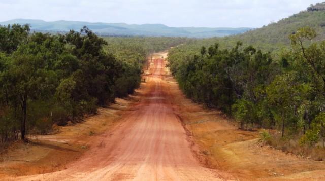 Zdjęcia:  Chillagoe, Queensland, Droga do celu ..., AUSTRALIA