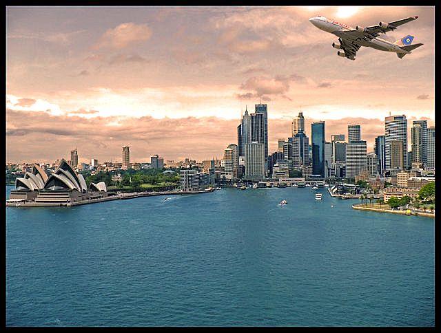 Zdjęcia: Sydney, Start, AUSTRALIA