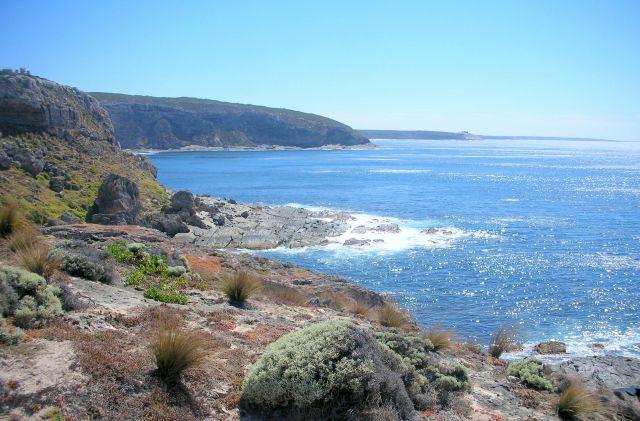 Zdjęcia: Kangaroo Island, urokliwy brzeg wyspy, AUSTRALIA