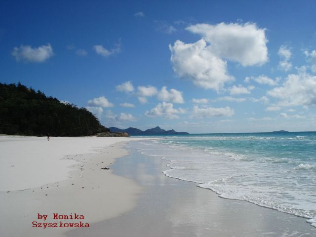 Zdjęcia: East Coast, Whiteheaven Beach, AUSTRALIA