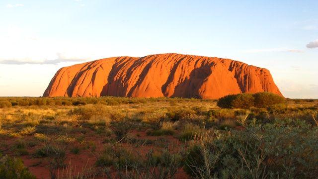 Zdjęcia: Ayers Rock, NT, Uluru 1, AUSTRALIA