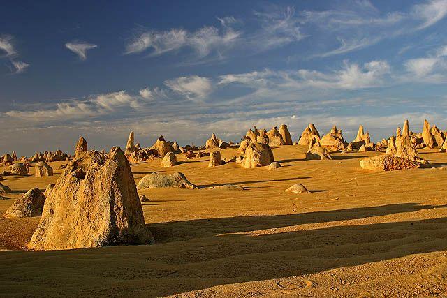 Zdjęcia: PN Pinanacles, Pustynia, AUSTRALIA