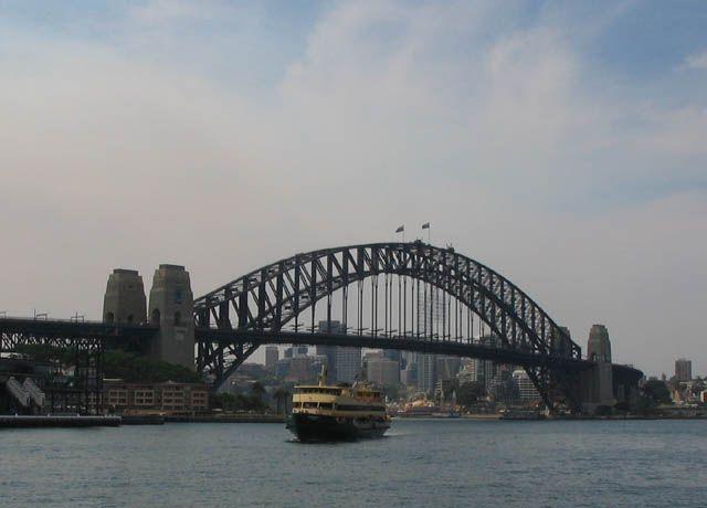 Zdjęcia: Sydney, most, AUSTRALIA