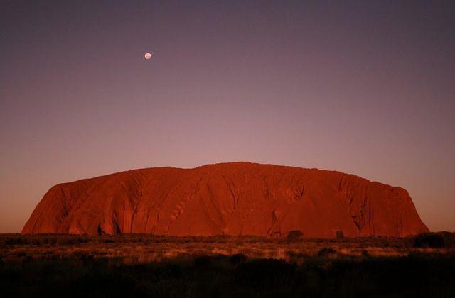 Zdjęcia: Uluru National Park, Ayers Rock, AUSTRALIA