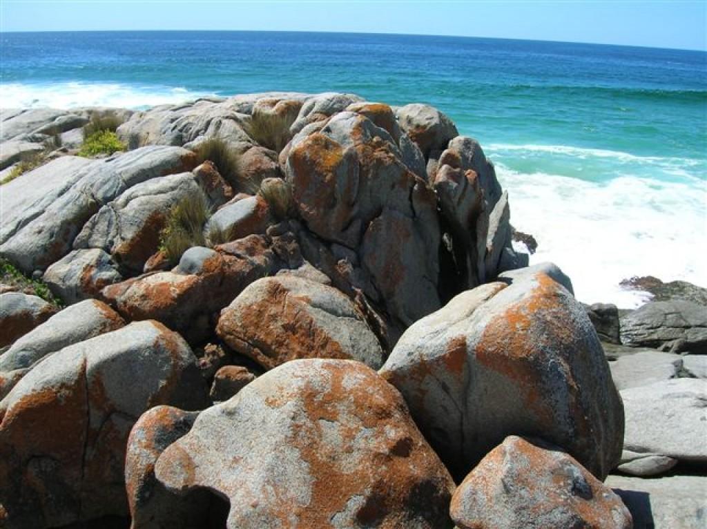 Zdjęcia: South Coast, NSW, Skaly i ocean, AUSTRALIA