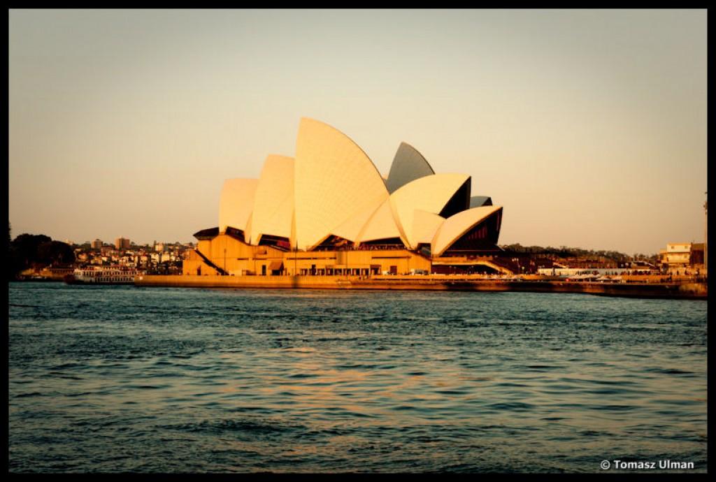 Zdjęcia: Sydney, NSW, Zachód słońca - Sydney, AUSTRALIA