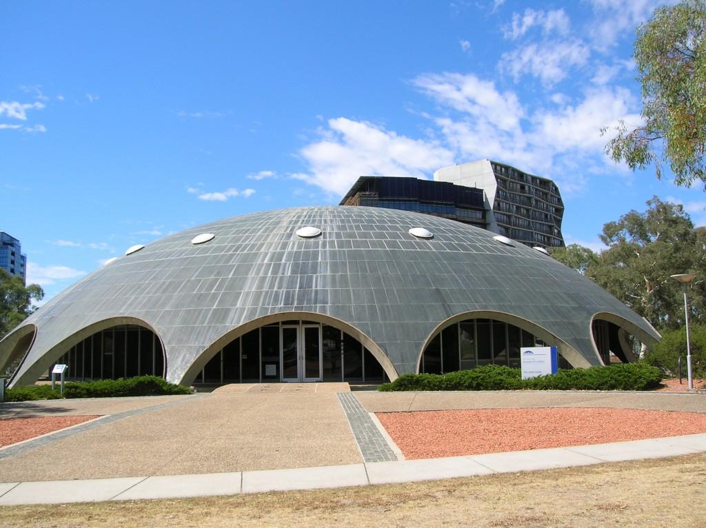 Zdjęcia: Uniwersytet, ACT, Academy od science-Shine Dome, AUSTRALIA