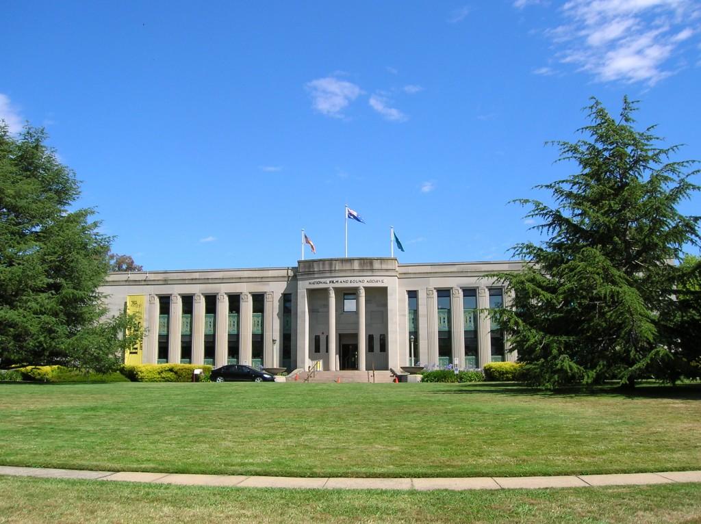 Zdjęcia: Canberra, ACT, National Film and Sound Archive, AUSTRALIA