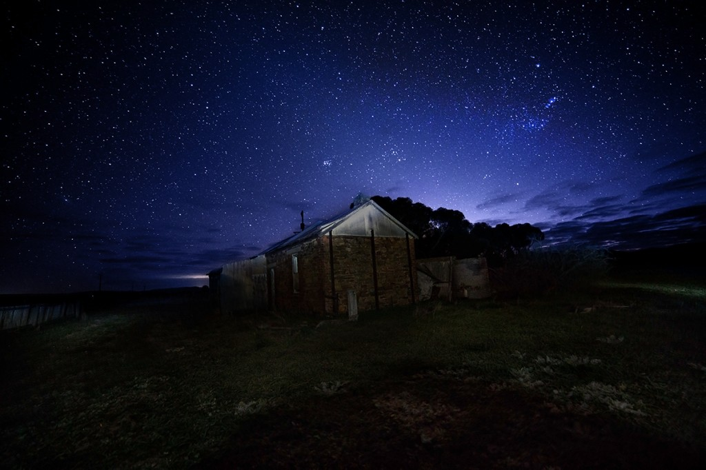 Zdjęcia: Burra Burra, South Australia, miliony gwiazd..., AUSTRALIA