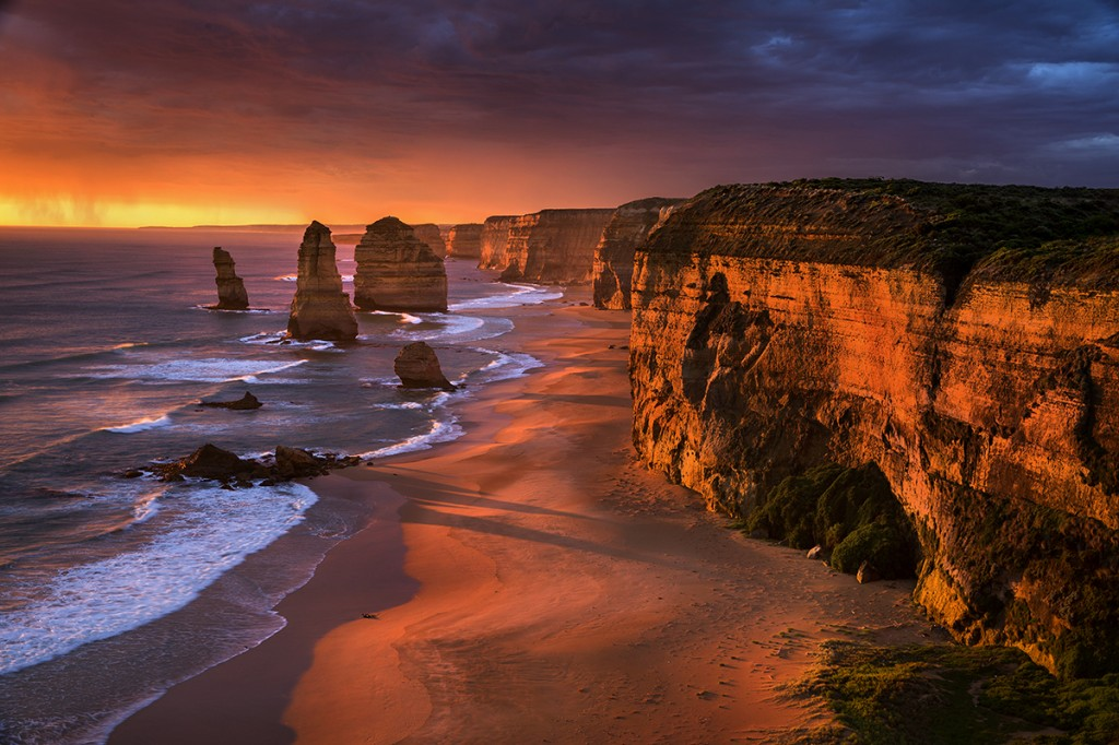 Zdjęcia: Great Ocean Road, Victoria, 12 Apostołów, AUSTRALIA