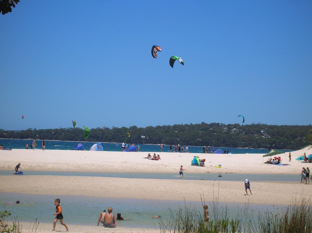 Zdjęcia: Hussinson, NSW, Wakacje nad oceanem, AUSTRALIA