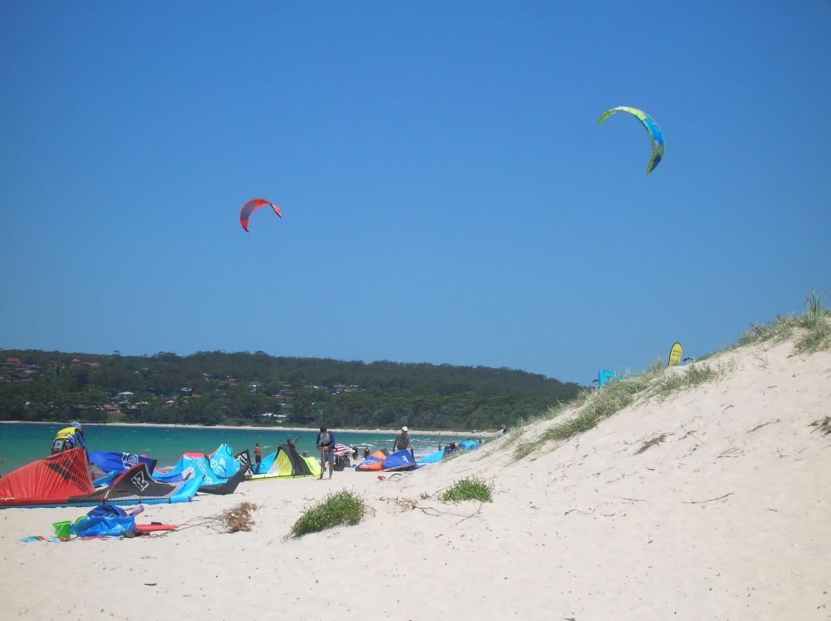 Zdjęcia: Husskinson, NSW, Wydmy nad oceanem, AUSTRALIA