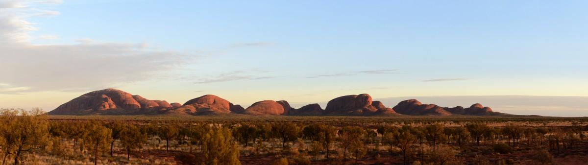 Zdjęcia: Kata Tjuta, Northern Territory, Kata Tjuta, AUSTRALIA