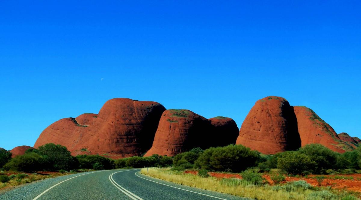 Zdjęcia: Olgas, Northern Territory, Olgas , AUSTRALIA