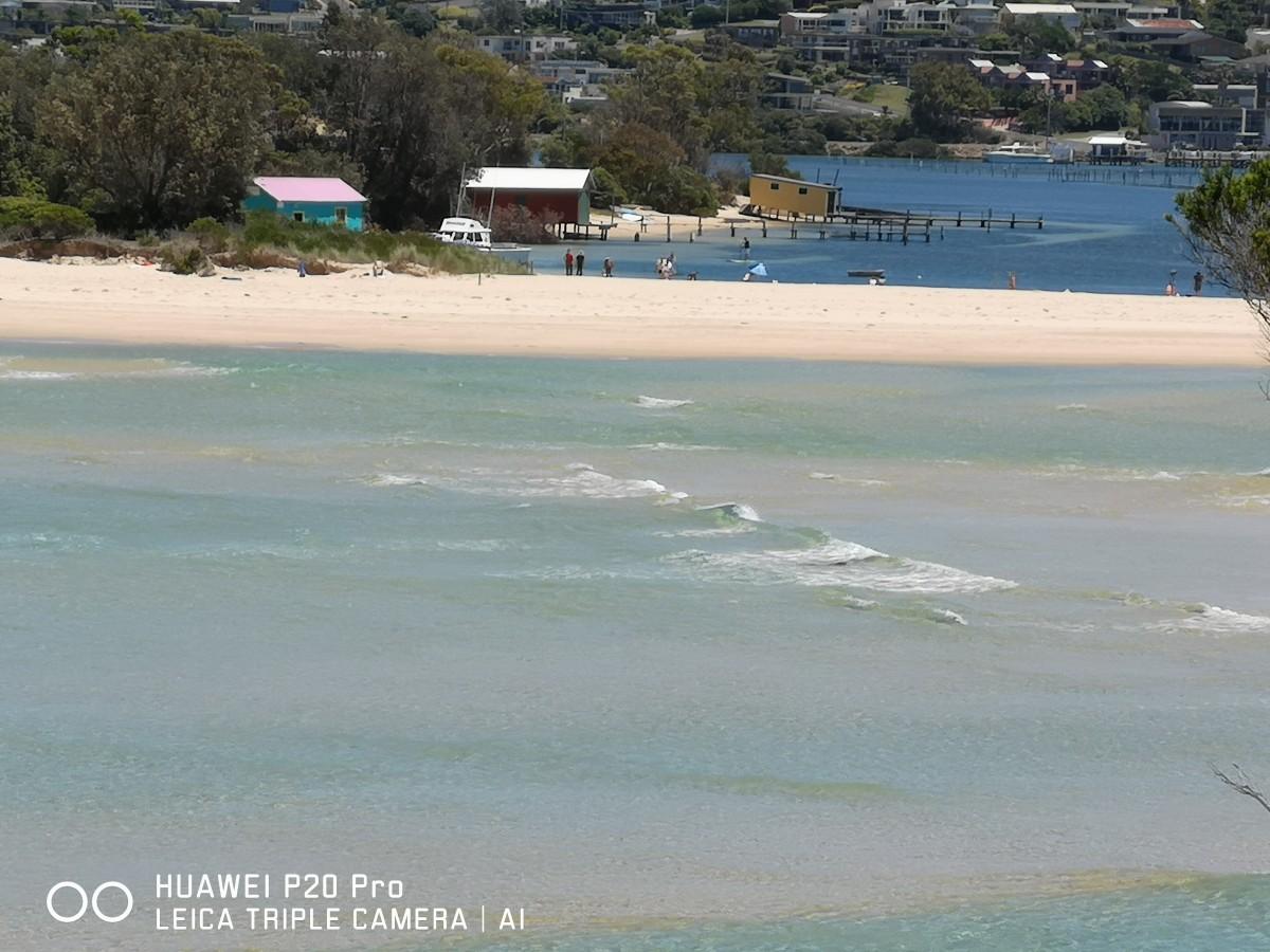 Zdjęcia: Merimbula , NSW , Australijskie plaże , AUSTRALIA