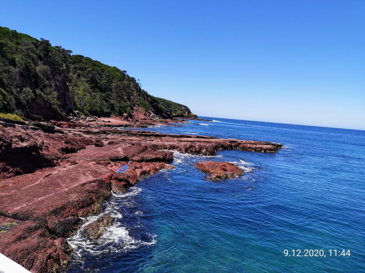 Zdjęcia: Merimbula , NSW , Australijskie wybrzeże , AUSTRALIA