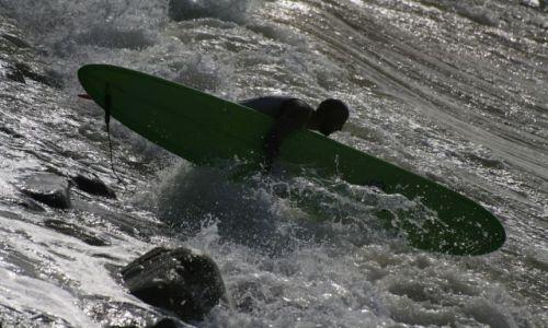 Zdjecie AUSTRALIA / - / Noosa / surfing
